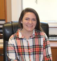 Picture of  Administrative Assistant Reanna Fontenot